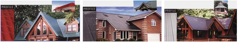 Niagara Region Steel Roof Profile